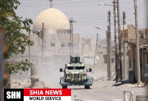 گروه سوریه دموکراتیک دمشق را تهدید کرد