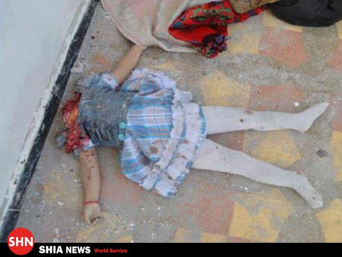 جنایات سلفی ها و وهابی ها در سوریه
