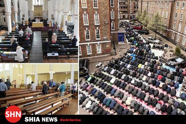 دین آینده کشور انگلیس