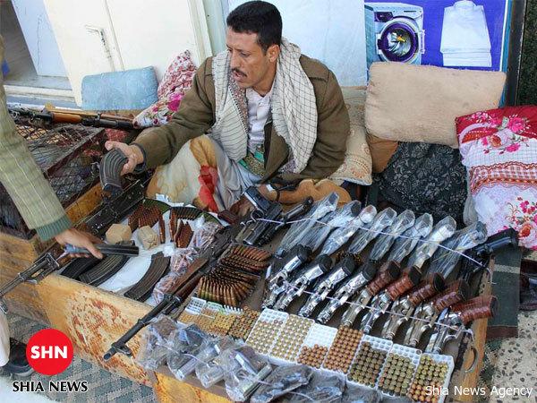 تصویر/دستفروش های یمن چه می فروشند؟