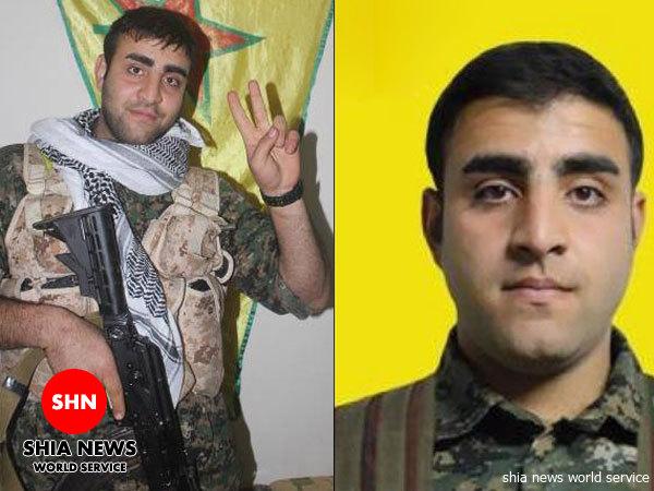 جان باختن جوان مشهدی در درگیری با عناصر داعش + تصویر