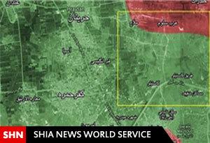 آماده سازی  ارتش   سوریه  برای «ساعت صفر» در  حلب  و ریف