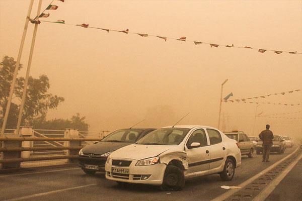 می عربی کویتی تصاویر/ اهواز، پنهان در خاک