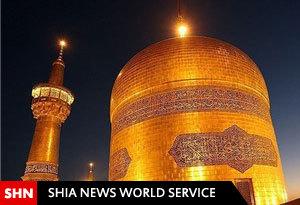 تشرف بانوی آمریکایی به دین مبین اسلام در حرم رضوی