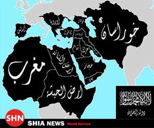 داعش و تجزیه کشورهای عربی - اسلامی