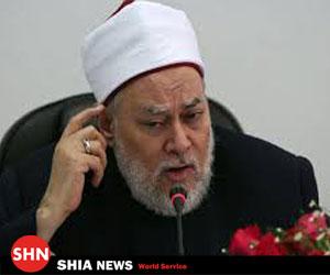 دفاع شیخ الازهر از توسل شیعیان به اهل بیت (علیهم السلام) و علیه فتاوی وهابیون