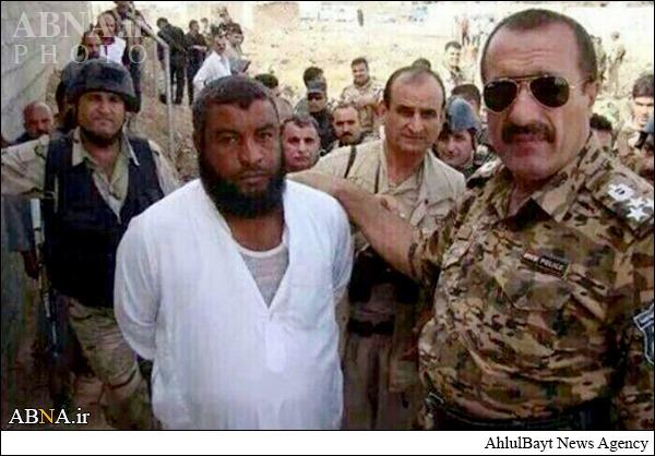 تروریست ملقب به « ذبح   کننده  شیعیان» دستگیر شد + تصویر