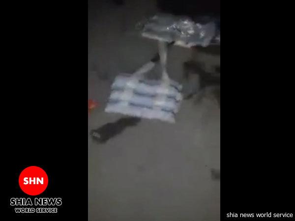 مجهز کردن کودک به کمربند انفجاری توسط داعش برای عملیات در حسینیه بغداد+تصاویر