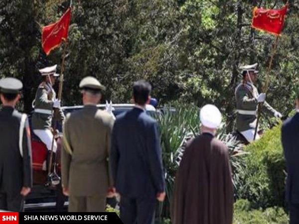 زوم کردن رسانههای عربی بر استقبال از اردوغان در تهران با پرچم