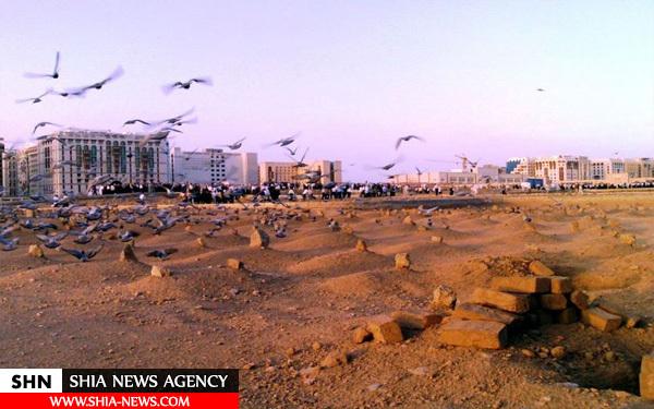 چرا وهابیون آل سعود آثار اسلامی را نابود می کنند؟ + تصاویر