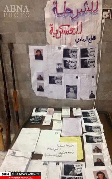 ضربه سنگین نیروهای بسیج مردمی به گروه داعش + تصاویر