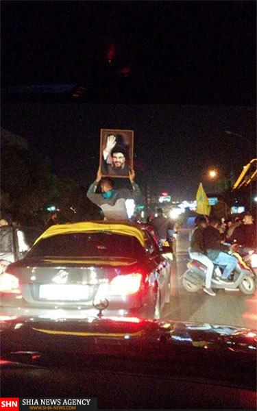 ورود شیعیان فوعه و کفریا از بیروت به دمشق