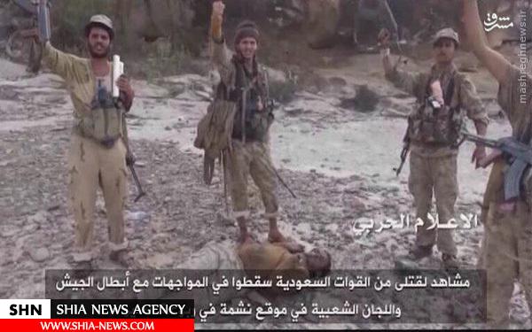 تلفات سنگین ارتش آل سعود در درگیریهای یمن + تصاویر