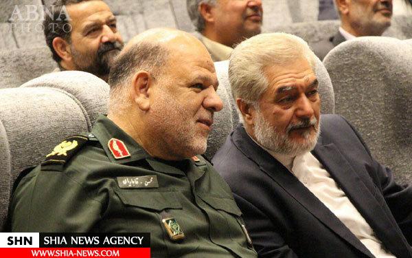 شهادت فرمانده تیپ 21 زرهی امام رضا(ع) سپاه در سوریه + تصویر