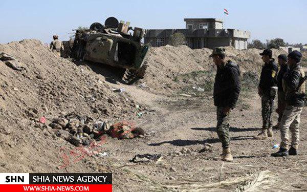 داعش در عراق محاصره شد+ تصاویر