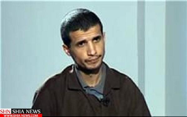 اعدام یک تروریست عربستان سعودی در عراق