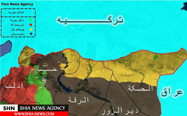 عملیات جدید به سمت قلب داعش آغاز شد