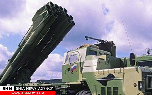 موشک گراد ابزار تروریستهای جبههالنصره در شمال سوریه