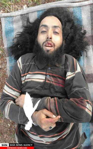 هلاکت فرمانده سعودی جبهة النصرة در سوریه + تصاویر
