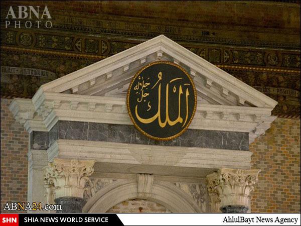 تصاویر/تبدیل کلیسای تاریخی ونیز ایتالیا به مسجد