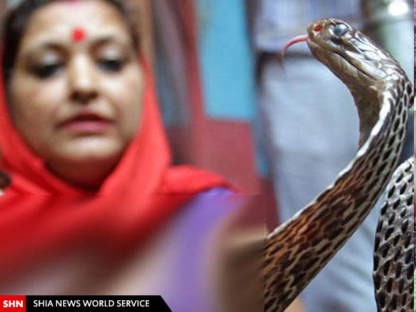 عجیبترین آئینهای مذهبی در هند + تصویر