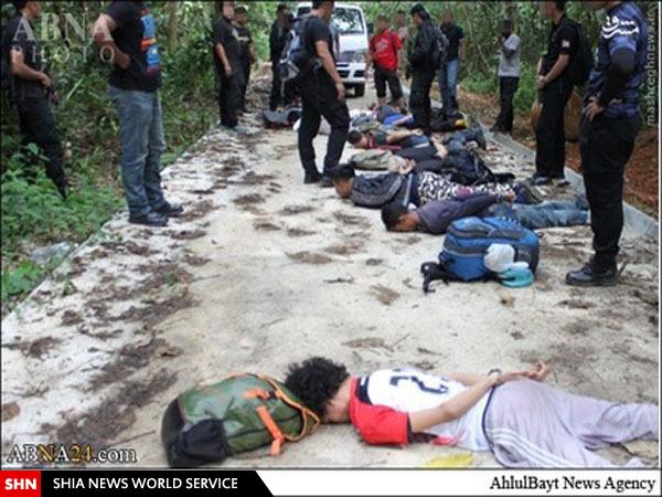 84922 295 بازداشت ۱۲ داعشی در مالزی