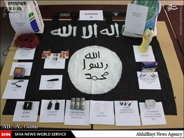 84923 836 بازداشت ۱۲ داعشی در مالزی