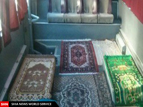 مسجد سیار در روسیه+تصاویر