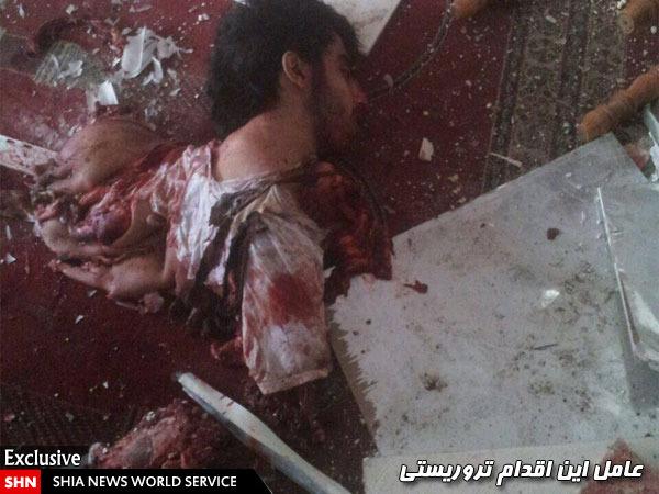 شهادت شیعیان در حمله وهابیون تکفیری به مسجد امام علی (ع) در عربستان + تصاویر