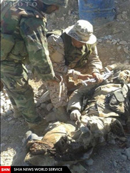 تصاویر/ ضربه مهلک حزبالله به داعش