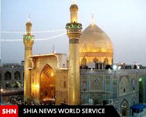 تکذیب بمبگذاری در نزدیکی  حرم   امام   علی (ع)