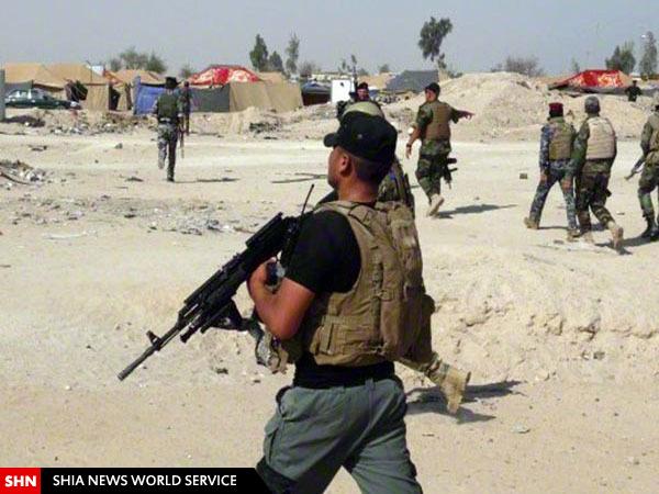 تصاویر اسرای داعش در دست نیروهای عراقی