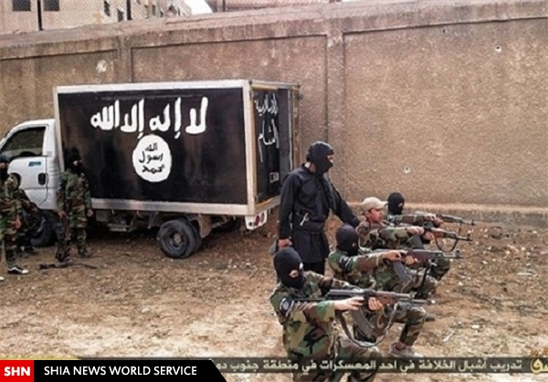 کودکان جنایتکار داعش+تصاویر