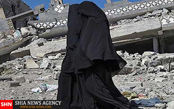 قوانین شدید داعشی ها برای زنان + تصاویر