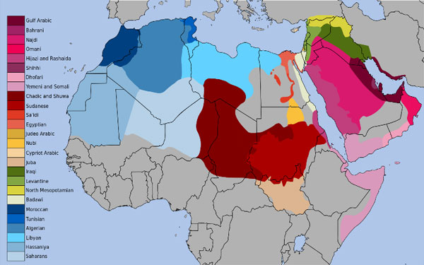 شیعیان در کجای معادلات خاورمیانه قرار دارند؟ +نقشه
