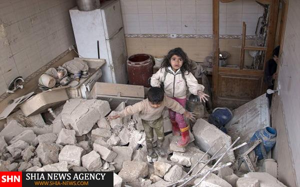 کودکان سوری