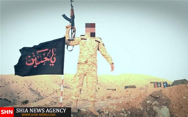 مواضع حزبالله حال و هوای عاشورایی به خود گرفت+ تصویر