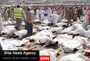 افزایش تعداد جان باختگان ایرانی فاجعه منا به ۱۳۰ نفر