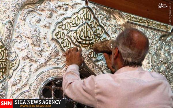 راز شش گوشه بودن ضریح امام حسین (ع) + تصاویر