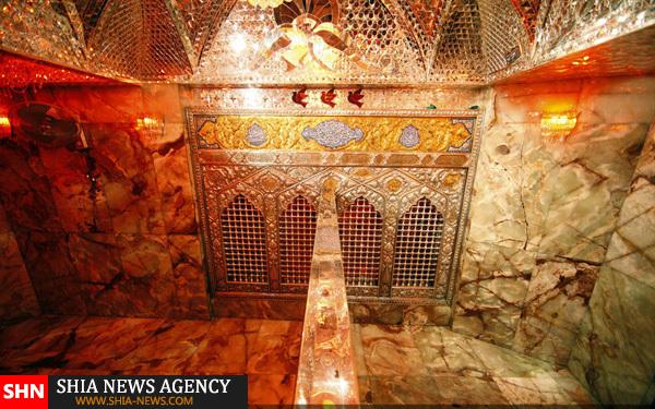 تصاویر کم نظیر از قتلگاه امام حسین (ع)