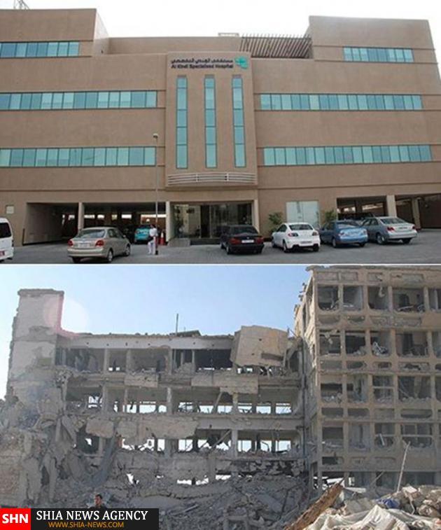 تصاویر / سوریه قبل و بعد از جنگ