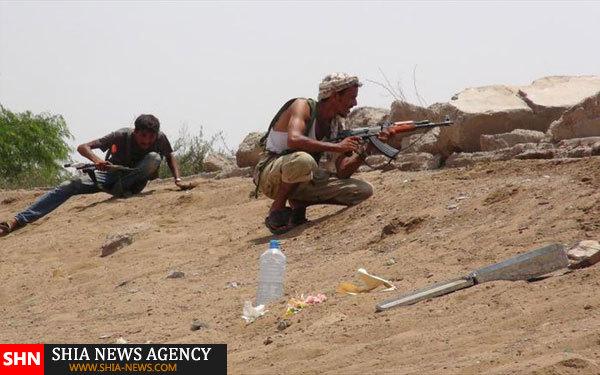 تصاویر مقابله حوثی ها با حملات عربستان سعودی