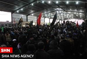 1/5 میلیون زائر ایرانی به عراق وارد شدند...