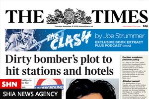 تایمز از مسلمانان عذر خواهی کرد...