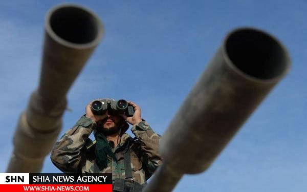تصاویر نفس های آخر داعش در حمص