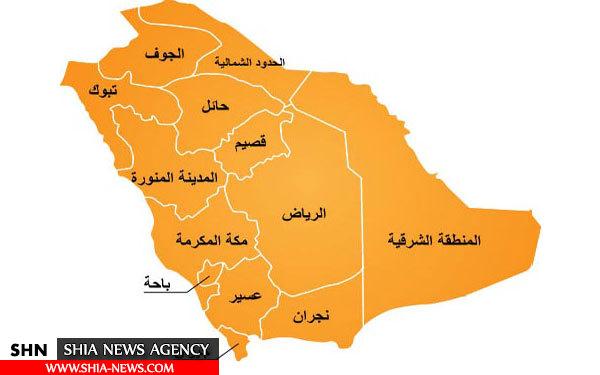 شهر مکه چند هزار شیعه دارد+ تصویر و نقشه