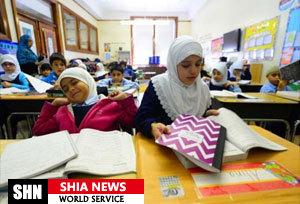 تیراندازی به مدرسه مسلمانان در هلند