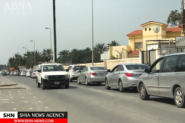 اقدامات انتقام جویانه آل خلیفه علیه شیعیان الدراز در بحرین