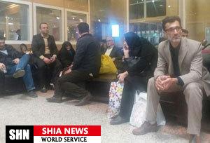 بحران در فرودگاه مشهد ادامه دارد