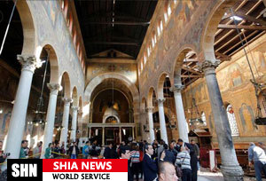داعش ویدئویی از عامل انفجار کلیسای پطرس قاهره منتشر کرد